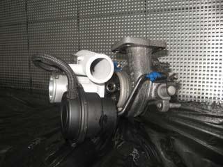 Turbosprężarka 1