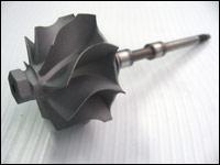 wirnik turbosprężarki