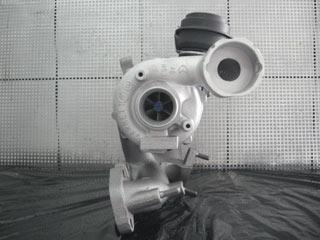 Turbosprężarka 2